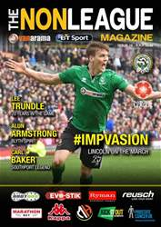The Non-League Magazine issue The Non-League Magazine