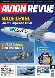 Avion Revue Internacional España issue Número 418