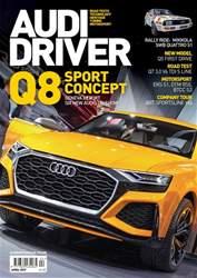 Audi Driver issue Audi Driver