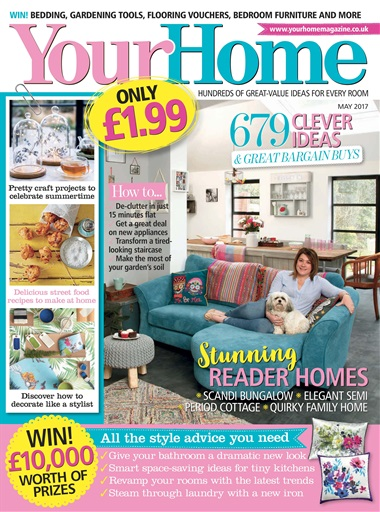 Your Home Magazine May 2017 Subscriptions Pocketmags