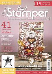 Craft Stamper issue May 2017