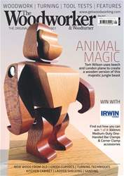 The Woodworker Magazine issue May 2017