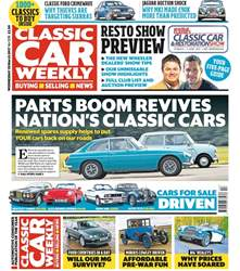 Classic Car Weekly issue 29th March 2017