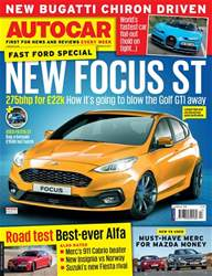 Autocar issue 29th March 2017