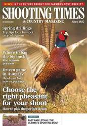 Shooting Times & Country issue 29th March 2017