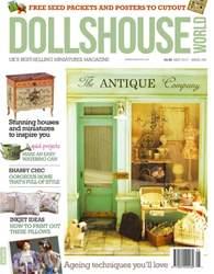 Dolls House World issue Dolls House World