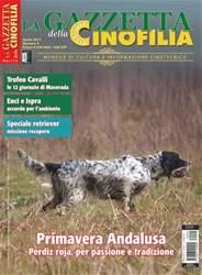 La Gazzetta Della Cinofilia Venatoria issue Aprile 2017