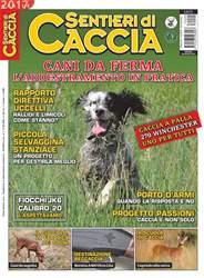 SENTIERI DI CACCIA issue Aprile 2017