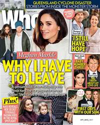 WHO issue 10th April 2017