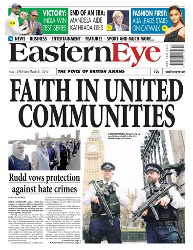 Eastern Eye Preview