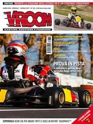 Vroom Italia issue n. 332 Aprile 2017
