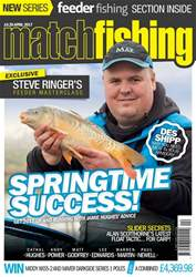 Match Fishing issue April 2017