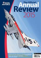AirForces Monthly issue RAF Annual Review 2015