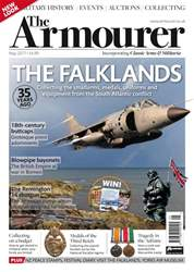 The Armourer issue May 2017 – 35th anniversay of the Falklands conflict