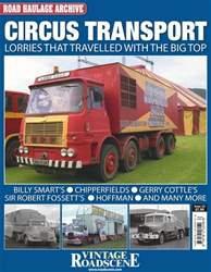 Road Haulage Archive issue No. 12 Circus Transport