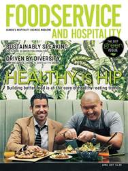 Foodservice and Hospitality issue April 2017