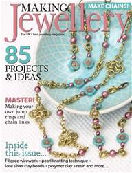 Making Jewellery issue May 2017