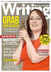 Writing Magazine issue May 2017