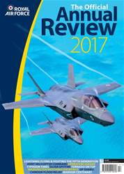 AirForces Monthly issue RAF Annual Review 2017
