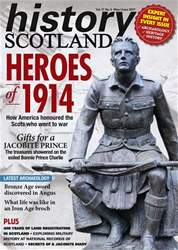 History Scotland issue May-June
