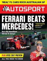 Autosport issue 30th March 2017