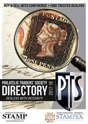 Stamp & Coin Mart issue PTS Directory 2017-18