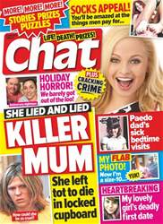 Chat issue 6th April 2017