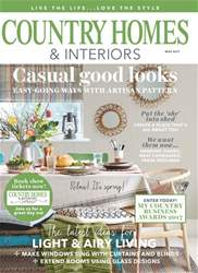 Country Homes & Interiors issue May 2017