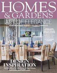 Homes & Gardens issue May 2017
