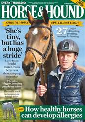 Horse & Hound issue 30th March 2017