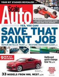 Scale Auto Magazine Cover