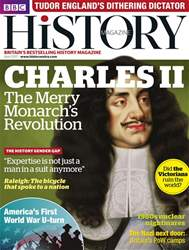 BBC History Magazine issue April 2017