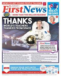 First News Issue 562 issue First News Issue 562