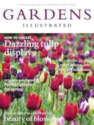 Gardens Illustrated issue April 2017