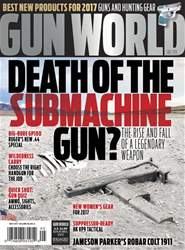 Gun World issue May 2017