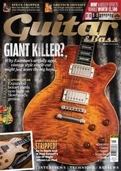Guitar & Bass Magazine issue May 17