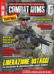 COMBAT ARMS Magazine Cover