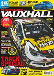 Performance Vauxhall issue No. 187 Track Special