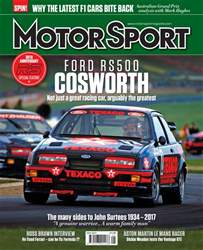 Motor Sport Magazine issue May 2017