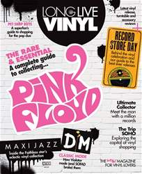 Long Live Vinyl issue May 2017