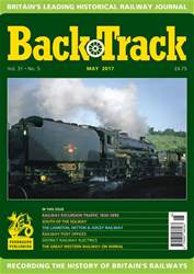 Backtrack issue May 2017