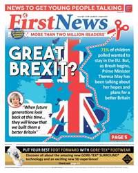 First News Issue 563 issue First News Issue 563