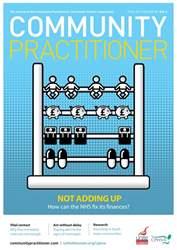 Community Practitioner issue Community Practitioner
