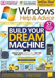 Windows Help & Advice issue April 2017