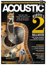 Acoustic issue May 2017