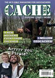 UK Cache Mag issue Issue 29 - April / May 2017