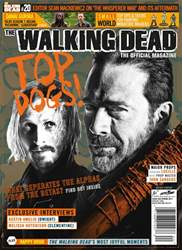 The Walking Dead Magazine issue Issue 20