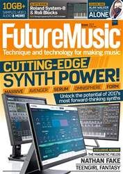 Future Music issue May 2017