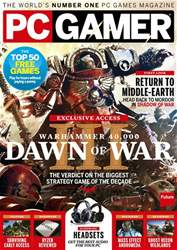 PC Gamer (UK Edition) issue May 2017