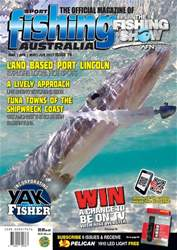 Sports Fishing Australia issue APR-Jun